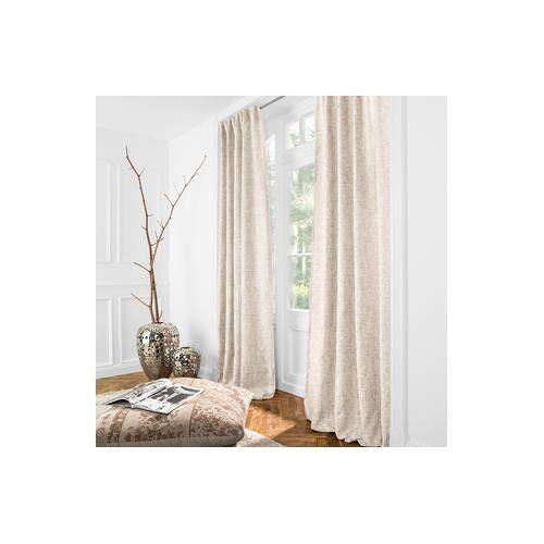 Vorhang Orient - 1 Stück, 130 x 290 cm - Silver Cloud