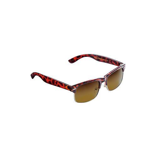 Eagle Eyes Retro-Sonnenbrille Parkstreet, Schildpatt, braun/schwarz