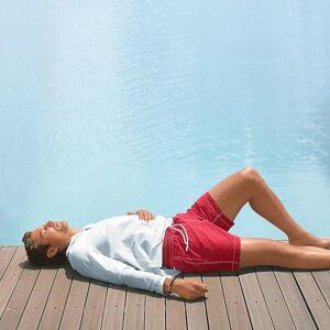 Ramatuelle Beachwear Ramatuelle Badeshorts, 48 - Rot