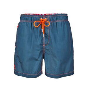 Ramatuelle Beachwear Ramatuelle Badeshorts Lotoseffekt, 56 - Blau