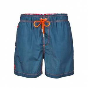 Ramatuelle Beachwear Ramatuelle Badeshorts Lotoseffekt, 58 - Blau