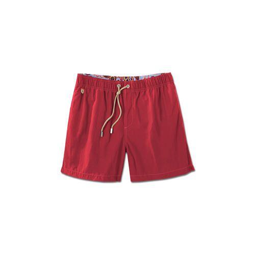 Ramatuelle Beachwear Ramatuelle Badeshorts, 52 - Rot
