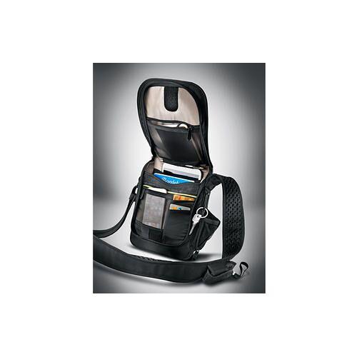 Safety-Umhängetasche Sicherheits-Schultertasche mit Alarm