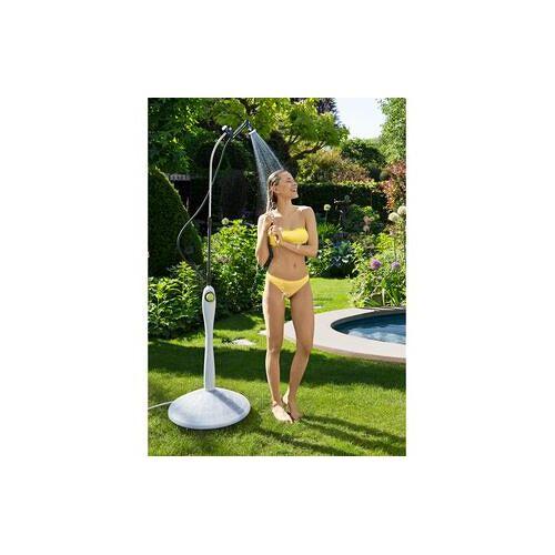 G.F. Solardusche Sunny Style Premium, Grau