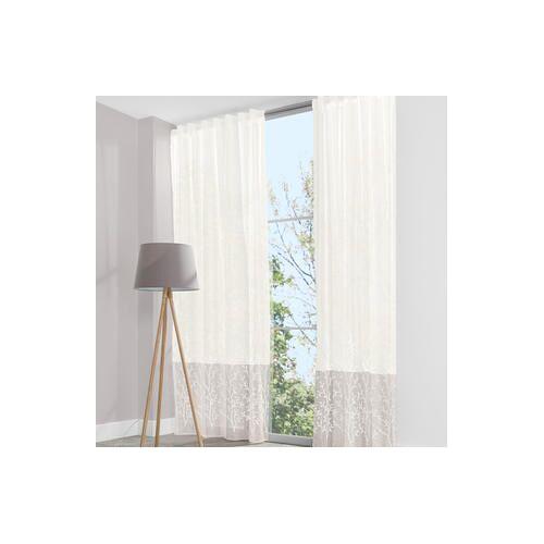 Vorhang Simi - 1 Stück, 140 x 245 cm - Creme/Beige