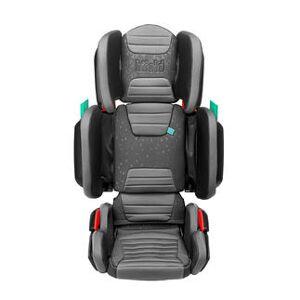 Hifold Kindersitz in Handgepäckgröße, 2–12Jahre, grau