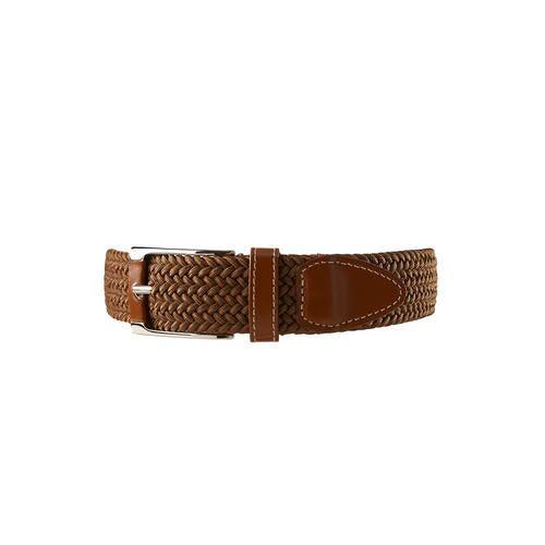 Belts Elastischer Gürtel, Damen - Braun