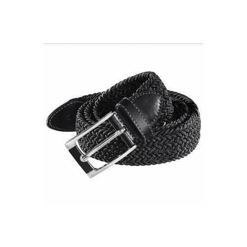 Belts Elastischer Gürtel, Damen - Schwarz