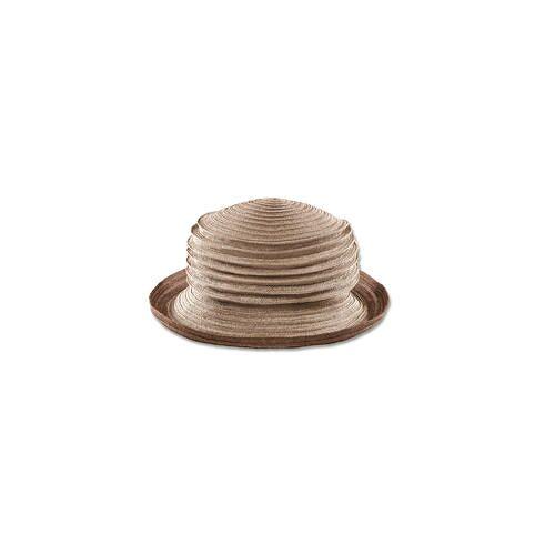Mayser Ziehharmonika-Hut, Braun