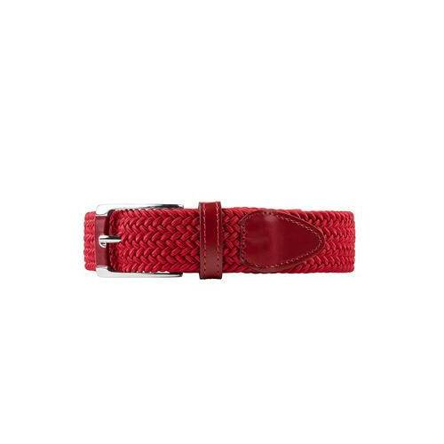 Belts Elastischer Gürtel, Damen - Rot