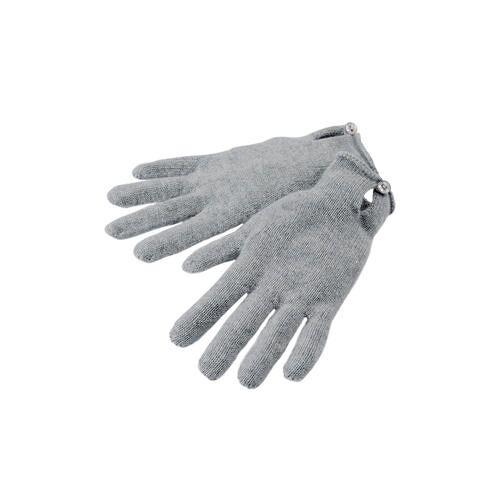 Kaschmir-Schal, -Mütze oder -Handschuhe, Handschuhe - Grau
