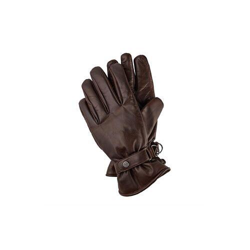 Braun Pearlwood Vintage-Handschuh, 9 - Braun