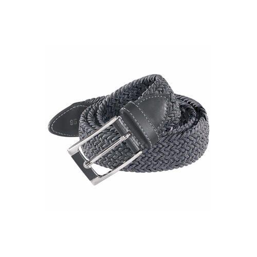 Belts Elastischer Gürtel, Damen - Grau
