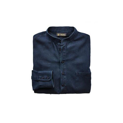 Hollington Nehru-Jeanshemd, 45/46 cm - Jeans