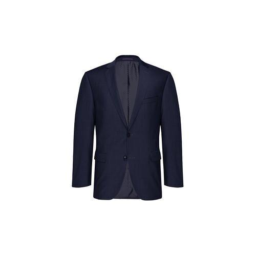 Modul-Anzugweste, -Anzughose oder -Anzug-Sakko Super-120, Sakko - 29 - Blau