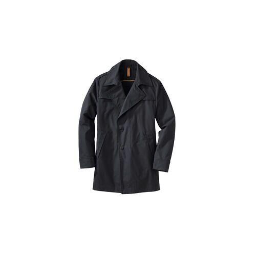 EtaProof® Baumwoll-Wettermantel, 52 - Marine