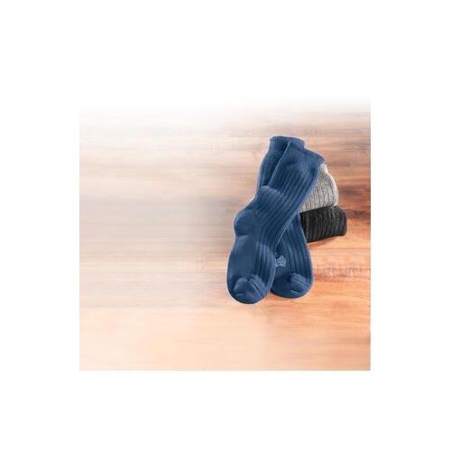 Corgi-Kaschmir-Socken, Herren - 41/42 - Jeans