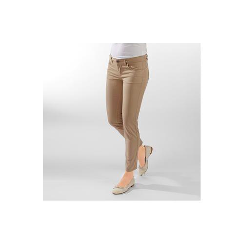 Liu Jo Bottom up-Jeans Better Denim, 40/42 - Beige