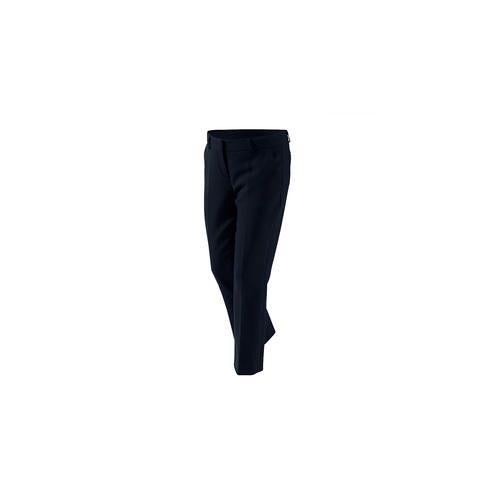 NVSCO Cropped-Hose, Shift-Kleid oder Couture-Blazer, Hose - 36 - Navy
