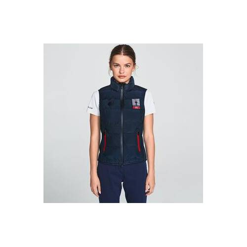 North Sails & Prada Damen-Weste, 38 - Navy