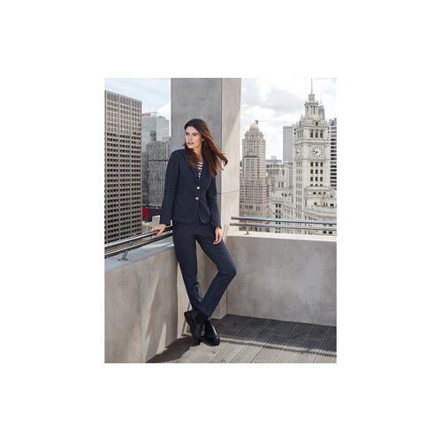 T-Jacket Jersey-Jeans-Anzugjacke oder -Hose, Jacke - 44 - Dark Blue