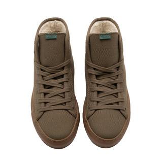 Winter-Canvas-Sneaker, 37 - Khaki