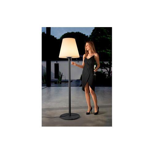 Lumisky303235 Pro Stehlampe, XXL outdoor Leuchte, 187cm, weiß