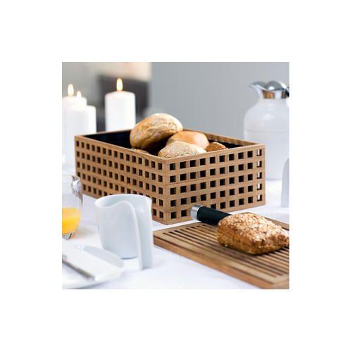 Shagerak Pantry Brotkasten aus Teakholz