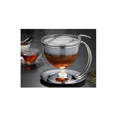 Mono Teekanne Filio 1,5 l mit integriertem Stövchen