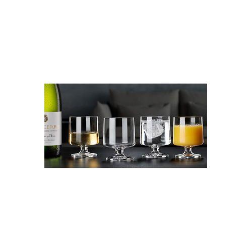 Holmegaard Design-Glas STUB, 210 mal, 4er-Set