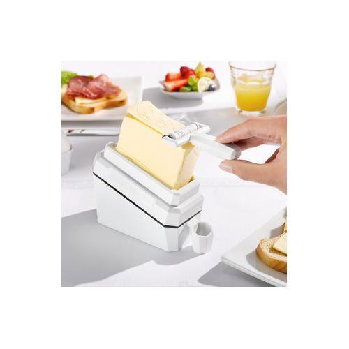 Butter-Leaf Butterschneider, Butterdose und Schäler