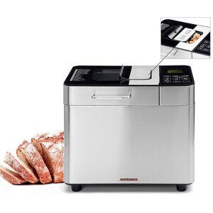 Gastroback Advanced Design Brotbackautomat, Edelstahl/Schwarz