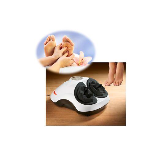 Seecode Shiatsu Fuß-Reflexzonen-Massagegerät inkl. Wärmefunktion