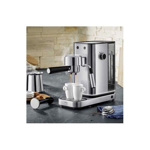 WMF Espressomaschine Lumero, Siebträgermaschine, Edelstahl matt