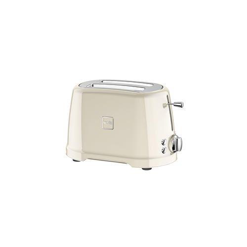 Novis Iconic Line Toaster T2, Zweischlitztoaster, creme