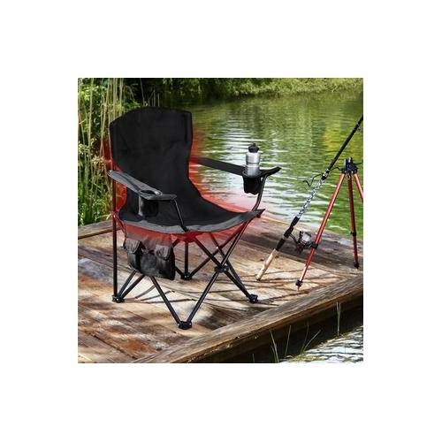 Outchair Campingstuhl Rump Warmer, beheizbarer Klappstuhl, 120 kg Tragkraft
