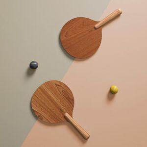 Avora Life Strandtennis Cor, Beachball-Spiel, braun