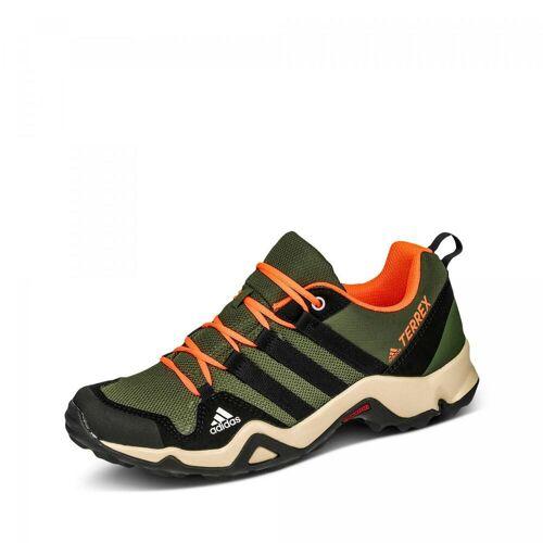 Adidas Terrex AX2R Outdoorschuh - Kinder - grün