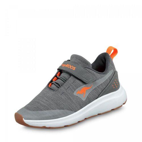 Kangaroos Kangaroo Sneaker - Kinder - grau