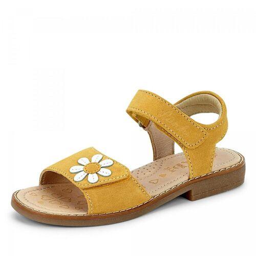 Lurchi Sandale - Mädchen - gelb, jetzt im Angebot