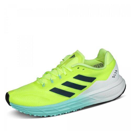 Adidas SL20.2 Laufschuh - Damen - gelb, jetzt im Angebot