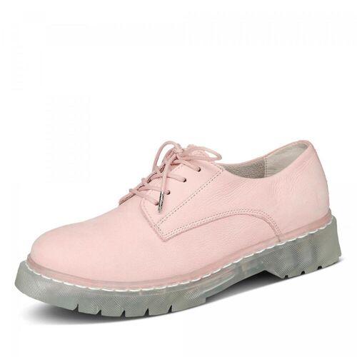 Tamaris Schnürschuh - Damen - rosa