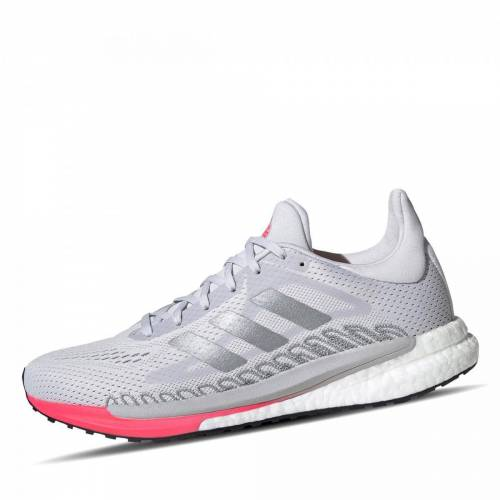 Adidas Solar Glide 3 Laufschuh - Damen - grau, jetzt im Angebot