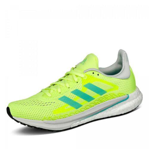 Adidas Solar Glide 3 Laufschuh - Damen - gelb, jetzt im Angebot