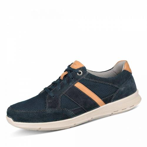 Jomos Air Comfort Jomos Sneaker - Herren - blau, jetzt im Angebot