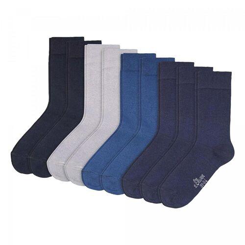 s.Oliver Socken 9er Pack - Kinder - blau