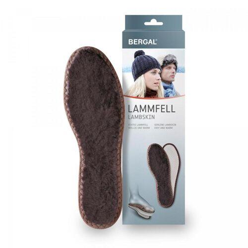 Bergal Lammfell-Einlegesohle