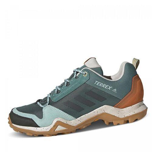 Adidas Terrex AX3 Blue Outdoorschuh - Damen - grün