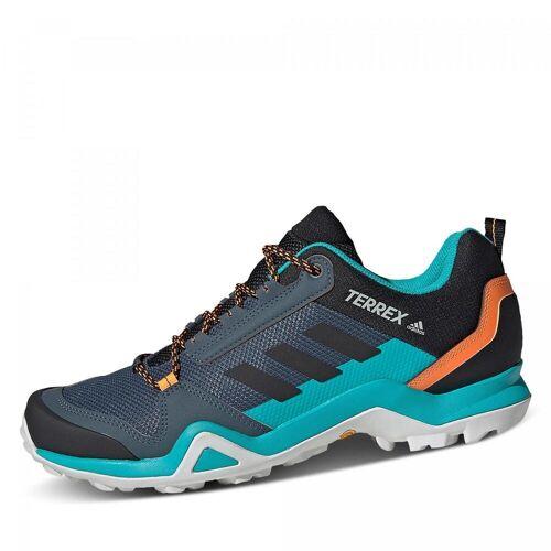 Adidas Terrex AX3 Outdoorschuh - Herren - blau