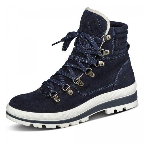 Tamaris Boots - Damen - blau